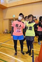 Photo: いよいよ伴走体験会。1班担当はじゅんたんとサッキ―