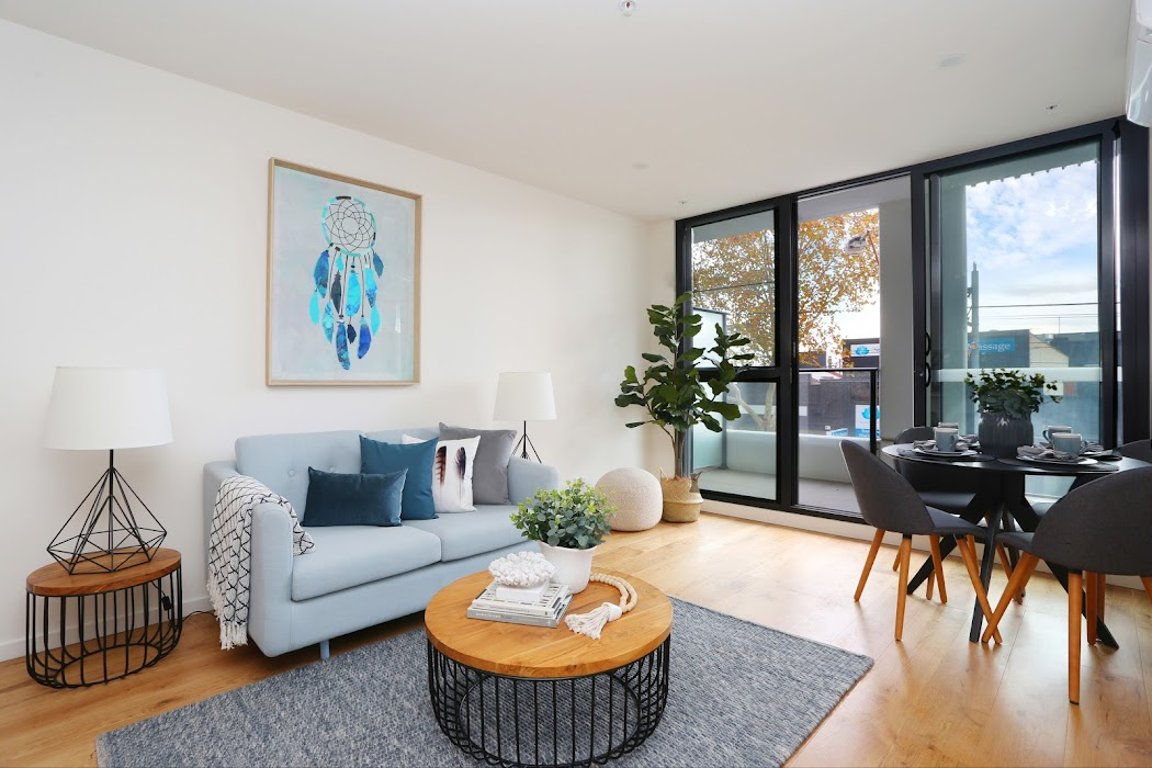 Main photo of property at 101/312 Swan Street, Richmond 3121