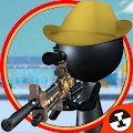 Sniper Assassin 3D Stickman 1.2 icon