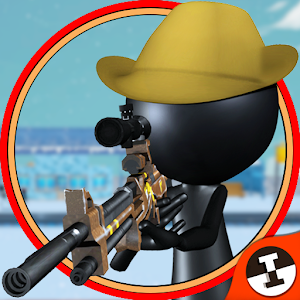 Sniper Assassin 3D Stickman for PC and MAC
