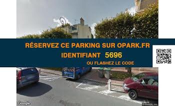parking à Fontainebleau (77)