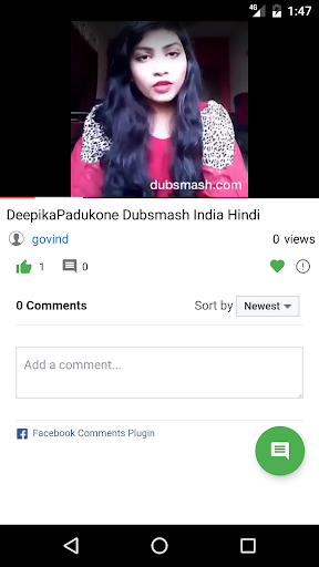Hindi Dubsmash (Funny Videos) screenshot 8
