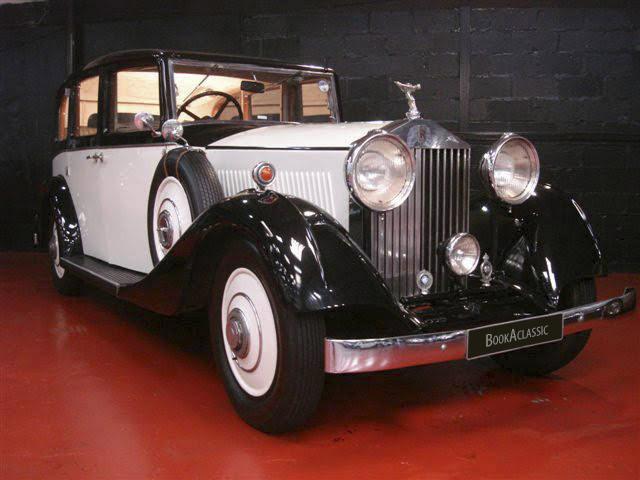 Rolls-Royce 2025 Hire Glasgow