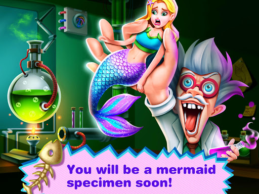 Mermaid Secrets18 - A Mermaid Girl Rescue apktreat screenshots 1