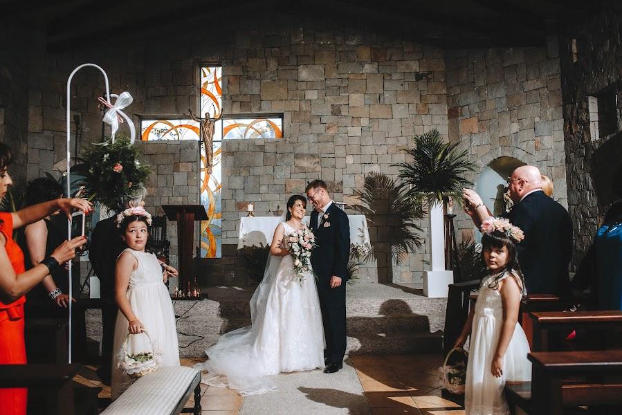 Wedding photographer Valery Garnica (focusmilebodas2). Photo of 09.11.2019