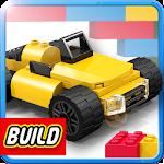 Build Car Icon