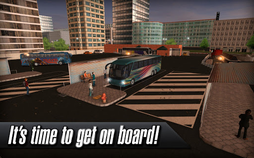 Coach Bus Simulator 1.6.0 screenshots 2