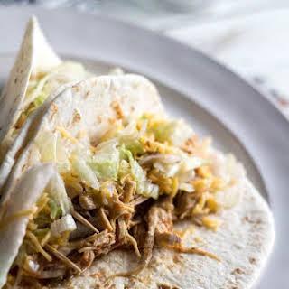 Instant Pot Easy Chicken Tacos.