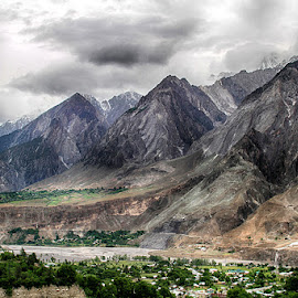 by Abdul Rehman - Landscapes Mountains & Hills (  )