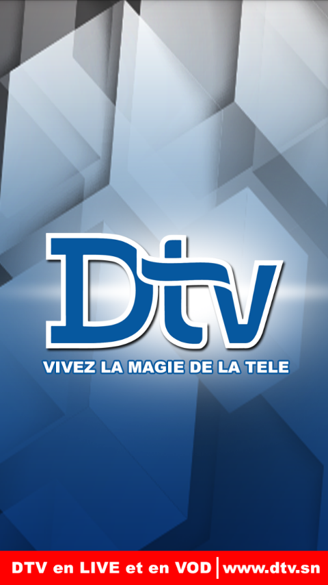 DTV Senegal – Capture d'écran