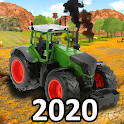 New Farming Tractor Agriculture Simulator 2020 icon