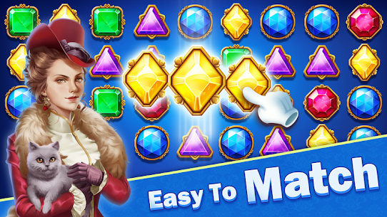 Jewel Castle™ – Classical Match 3 Puzzles 5