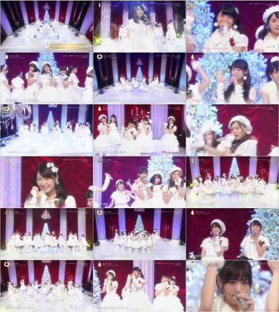 (TV-Music)(1080i) 乃木坂46 Part – あなたに贈る クリスマスソング・セレクション 151224