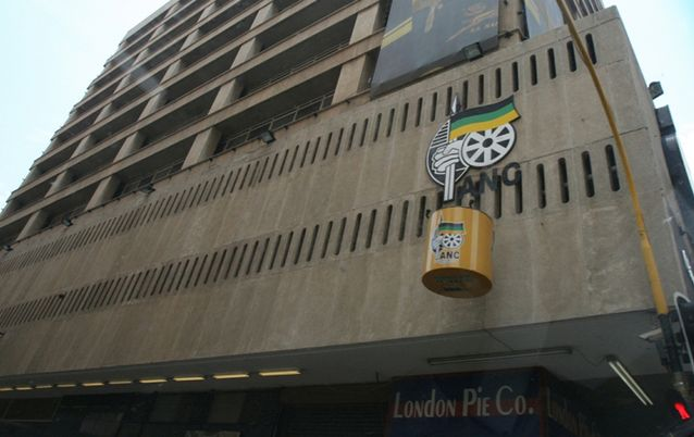 Luthuli House, the ANC's headquarters in Johannesburg. Picture: SOWETAN