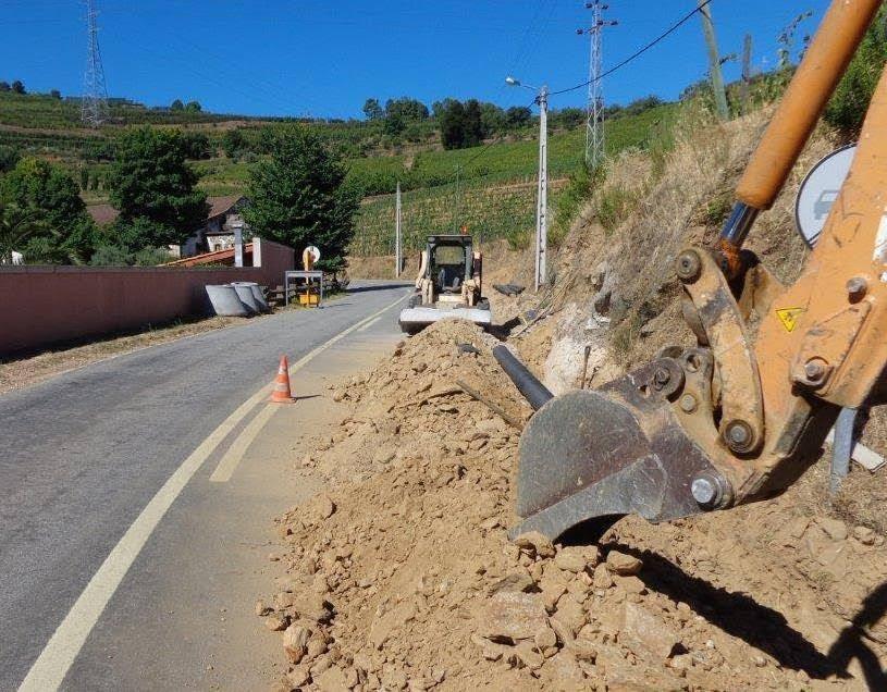 Câmara de Lamego investe 500 mil em saneamento de Souto Covo