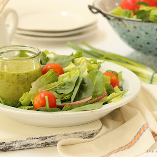 Avocado Citrus Vinaigrette.