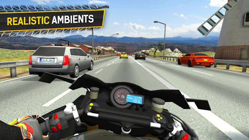 Moto Racing 3D  screenshots 2