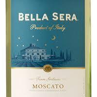 Logo for Bella Sera Moscato