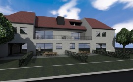 Project Residentie t'Pleintje Geraardsbergen Zandbergen