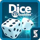 Dice With Buddies Free - The Fun Social Dice Game icon