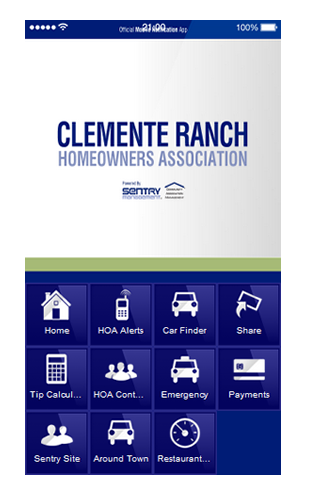Clemente Ranch HOA