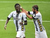 Charleroi pakt het maximum van de punten na winst tegen Antwerp