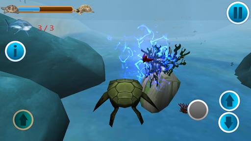 Sea Turtle Sim 3D