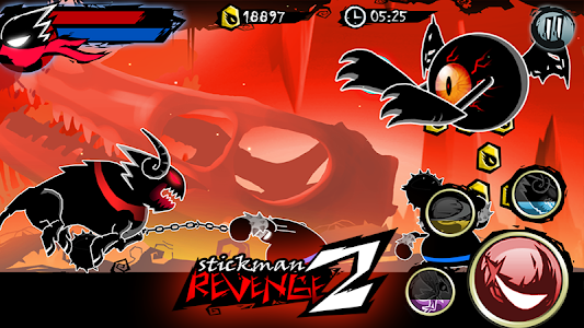 Stickman Revenge 2 v1.1.0 (Mod Money)