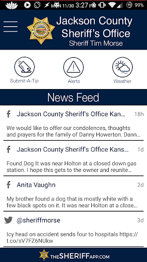 Jackson Co Sheriff's Office KS