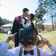 Wedding photographer Sergey Mikheev (Exegi). Photo of 19.04.2016
