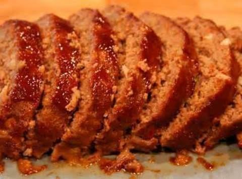 Grandmother's Old Fashioned Meat Loaf