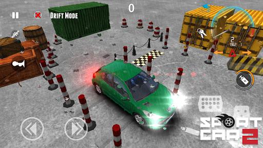 Sport Car : Pro parking - Drive simulator 2019  screenshots 4