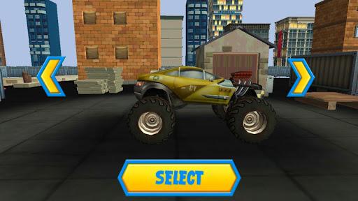 Monster trucks for Kids screenshots 6