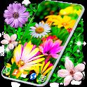 Spring Flowers Live Wallpaper 🌻 Summer Wallpaper icon