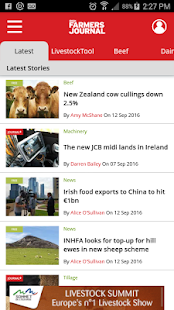 Farmers Journal- screenshot thumbnail