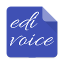 Edivoice - 音声入力で手軽に文章作成 マッシュルーム対応