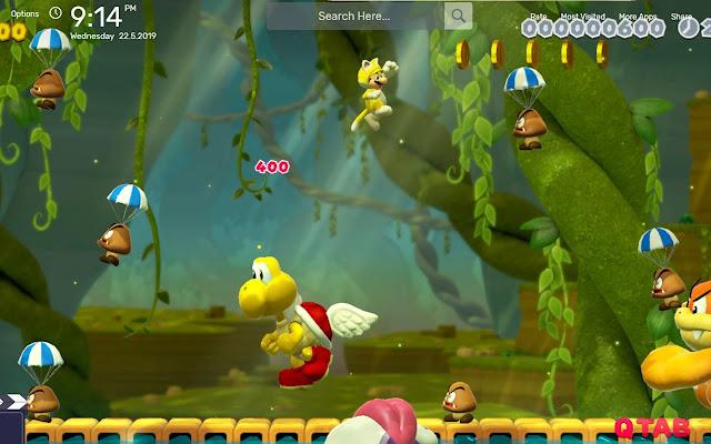 Super Mario Maker 2 Wallpapers HD