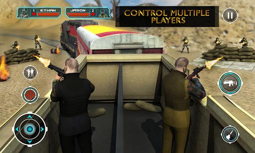 玩免費動作APP|下載警察電車:テロ攻撃 Army Counter Attack app不用錢|硬是要APP