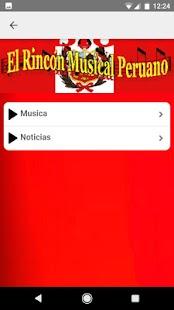 Radio Musica Noticias Peru Peruvian - náhled