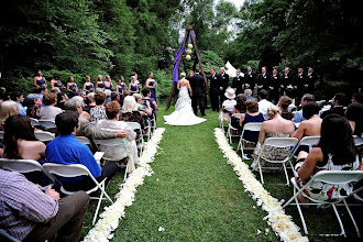 Photo: Kilgore - Lewis House Wedding Greenville, SC -  5/10 - Wedding Officiant, Marriage Minister, Notary, Justice Peace - Brenda Owen - http://www.WeddingWoman.net   Photo courtesy Todd Williams -