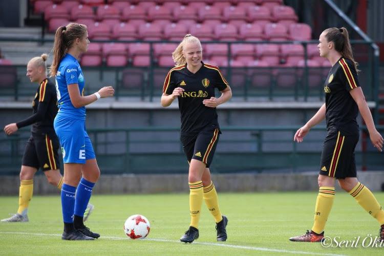 """Vrouwen RSC Anderlecht grepen nét naast volgende ronde Champions League: """"Doodjammer, maar geeft ook ambitie"""""""
