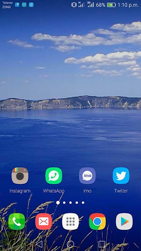 Launcher Theme for Samsung Galaxy Z4 Wallpapers for PC
