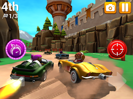 Rev Heads Rally android2mod screenshots 17