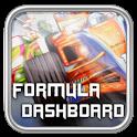 Formula D dashboard