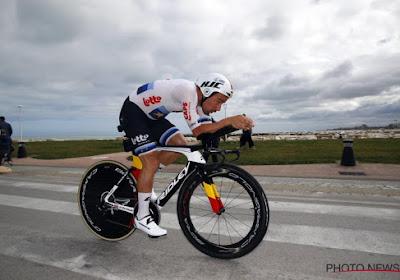 🎥 Record de l'heure: Victor Campenaerts a déjà pris connaissance de la piste