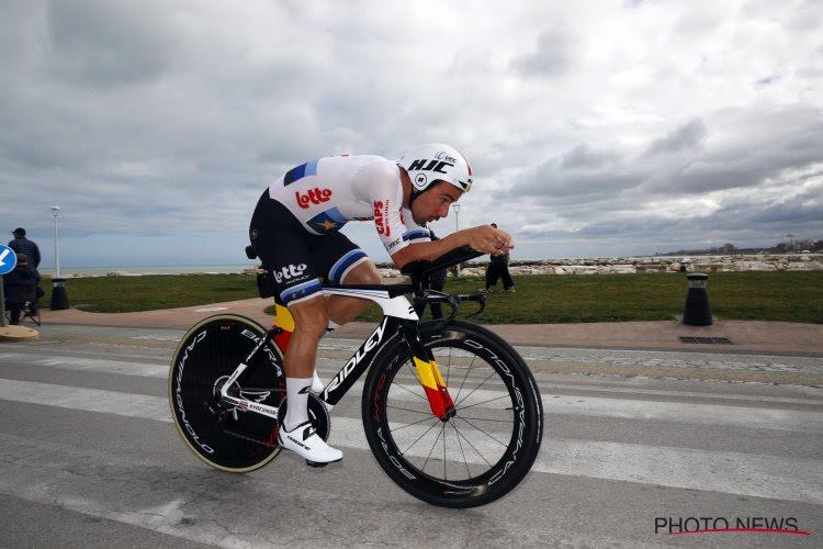 Campenaerts zal niet bovenaan eindigen in openingstijdrit Giro, winnaar mogelijk wel al gekend na denderende tijd