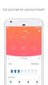 Lifesum - The Health Movement APK screenshot thumbnail 1
