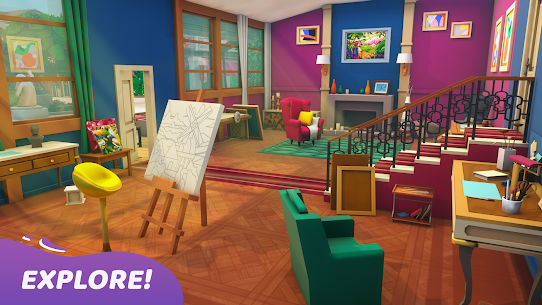 Gallery: Coloring Book Mod Apk 0.272 (Unlimited Coins/Stars/Energies/Boosters) 1