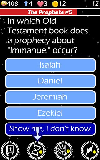 Bible Basics Trivia Quiz Spiel Screenshots 10