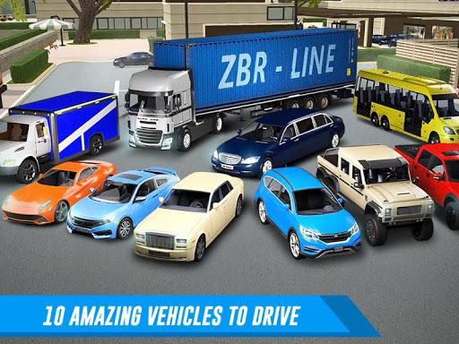Shopping Mall Car & Truck Parking  screenshots 7